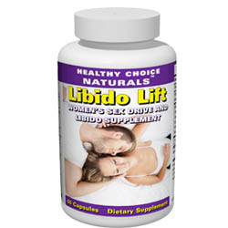 Libido Lift for women
