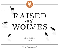 Raised By Wolves Sémillon Gris 2017 (Western Cape, South Africa) (750ml)