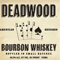 Proof & Wood Deadwood Straight Bourbon (1L)