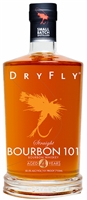Dry Fly Distilling Straight Bourbon Whiskey 101  Proof (750ml)