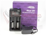 eFest LUC 2 Dual Bay LCD Li-Ion Battery Charger