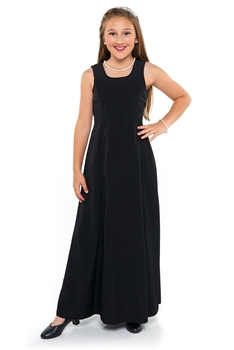 Peyton Sleeveless Scoop Neckline-Youth