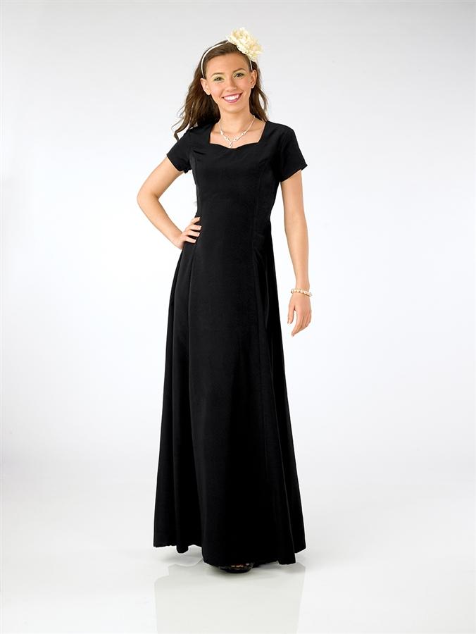 Concert Dresses | Denise Floor Length Concert Dress | Cousin\'s ...
