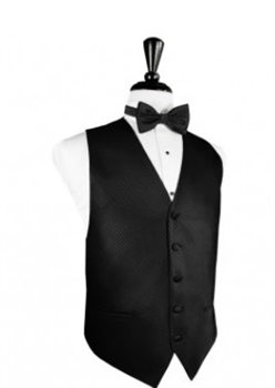 CLEARANCE Palermo Vest (Black)