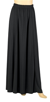 Tatiana Floor Length Concert Skirt - Youth