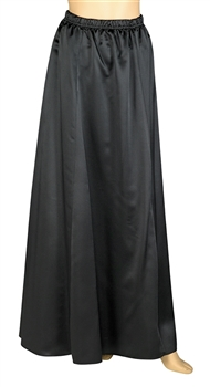 Rosalena Satin Floor Length Skirt - Youth