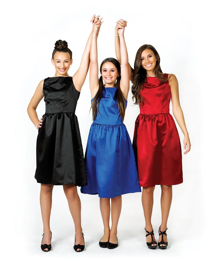 Audrey Show Choir Dress I Show Choir Dresses I Cousin's