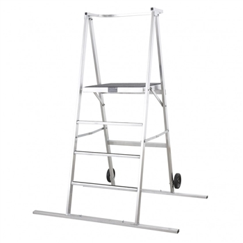 4' Space Saver (Ladder) Podium
