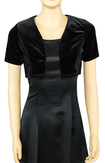 Ariana Short Sleeve Bolero Jacket