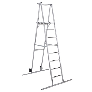 8' Space Saver (Ladder) Podium