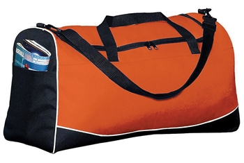 Tri Color Sport Bag