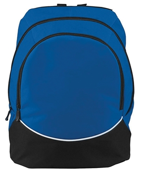 Tri Color Backpack