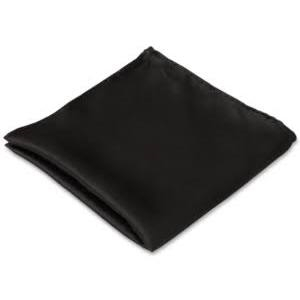 Poly Satin Pocket Square
