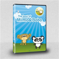 ducktv DVDs -The Best of Mimo & Bobo