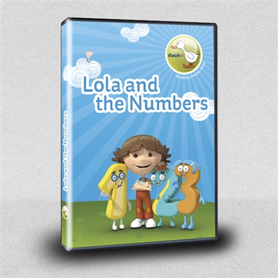 ducktv DVDs - Lola and the Numbers