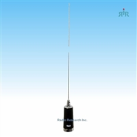 Antenna NMO Amateur Band 50-54MHz Quarter Wave, DC Ground, Base Load, 200W