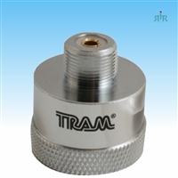 TRAM 1296 Antenna Adapter UHF Female SO-239 to NMO Mount