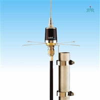 TRAM 1465, 1470 Ground Plane Kit with NMO Antenna Mount