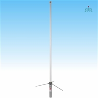 TRAM 1477 Amateur High Gain Dual Band Base Antenna 144-148 MHz, 430-460 MHz