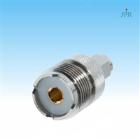 Adapter SMA Male to UHF Female