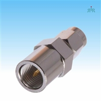 Adapter SMA Male to FME male.