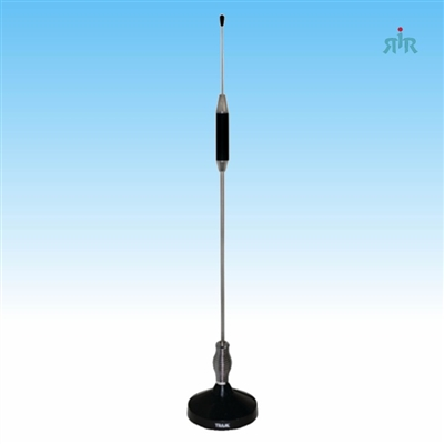 Tram 703-HC Center Load CB Antenna Kit 26.9-27.4 MHz with magnet mount, spring and cable