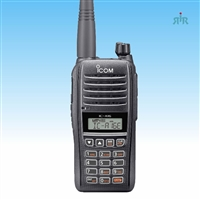 Icom A16 VHF COM Aviation Handheld Loud, Durable, Easy to Use