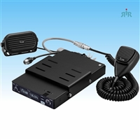 ICOM A220M Mounting Package with IC-A220 for Ground Vehicles