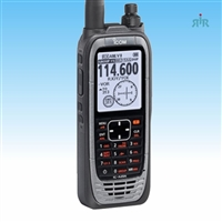 ICOM A25N Aviation Handheld 6 Watts with Communications and Navigation Version