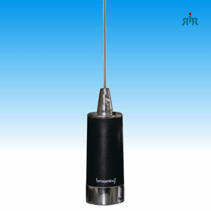 Antenna CB, amateur, Low bands 26 5-30MHz, quarter wave, NMO mounting