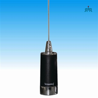 Antenna BROWNING BR140, CB, HAM, Low Band 26.5-30 MHz.