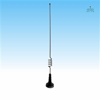 Antenna 800-900 MHz, collinear 5/8 over 1/4 wave, gain 3 dBd, NMO mounting.