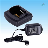 Charger for Motorola CP110, RDU2020, RDU4100, RDV2020, RDS  Alternative to Motorola RLN6304