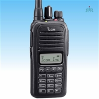 F1000T - F2000T Analog Portables with LCD display and Full DTMF keypad. Waterproof