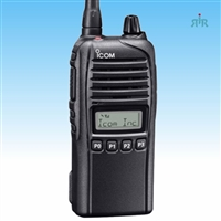 Icom F3230D VHF, F4230D UHF IDAS conventional and IDAS multi-site and single-site trunking radios