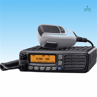 "Icom F5360D/F6360D Series Analog and IDASâ""¢ 12.5 kHz & 6.25 kHz Digital & Type-C Trunking"