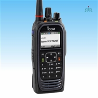F7010T, F7020T P25 Portables with DTMF keypad, color display and GPS.