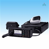 Icom F8101 HF 125W transceiver with ALE (automatic link establishment)