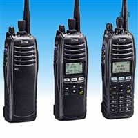 F9011, F9021 P25 conventional and trunking portable radios