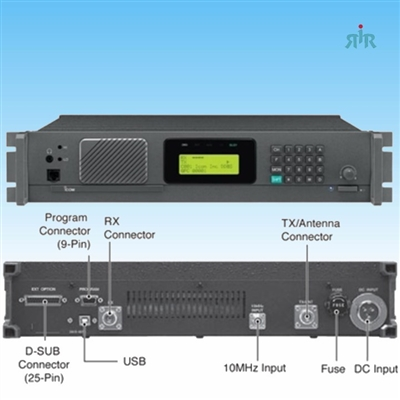 P25 Digital Repeater FR9010 - FR9020 Series, 110W Full Duty Cycle.
