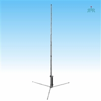 HUSTLER G2537 CB, HAM, LOW BAND Base Antenna 25-37 MHz, 6.4 dBi Gain