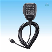 ICOM HM-152T Microphone with DTMF Keypad for Mobile, Base Radios