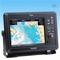 ICOM MXD5000 Multi-function Display for Marine Navigation