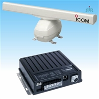 ICOM MXR5000T 11 Open Array Radar, Scanner