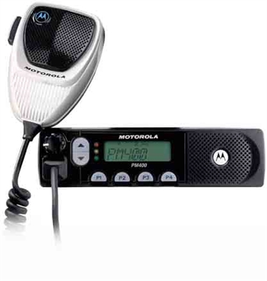 Motorola PM400 UHF Business Mobile Radio