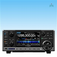 ICOM R8600 Wideband 10 kHz to 3 GHz Communication Receiver (USA Version)