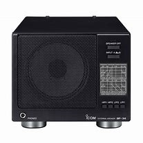 SP34  Base station high quality speaker with internal audio filters