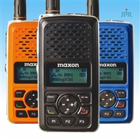 Maxon TPD-8124, TPD-8424 Analog-Digital DMR TDMA radio UHF/VHF, 512 Channels