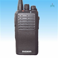 Maxon TS-4116 VHF, TS-4416 UHF DMR Tier II TDMA-Analog radios with Encryption Loud Audio Output