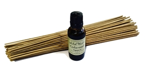 Relax with Cedar Incense